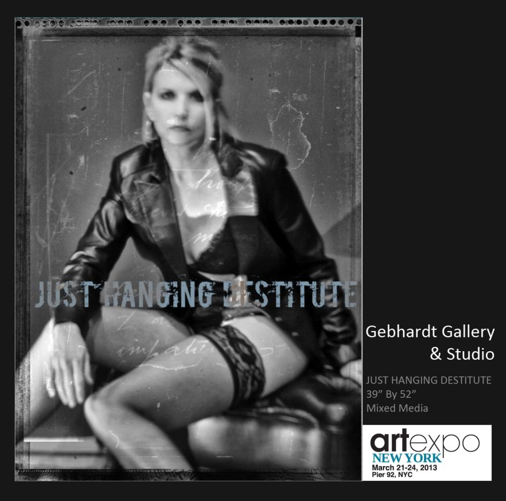 Gebhardt at ArtExpo New York