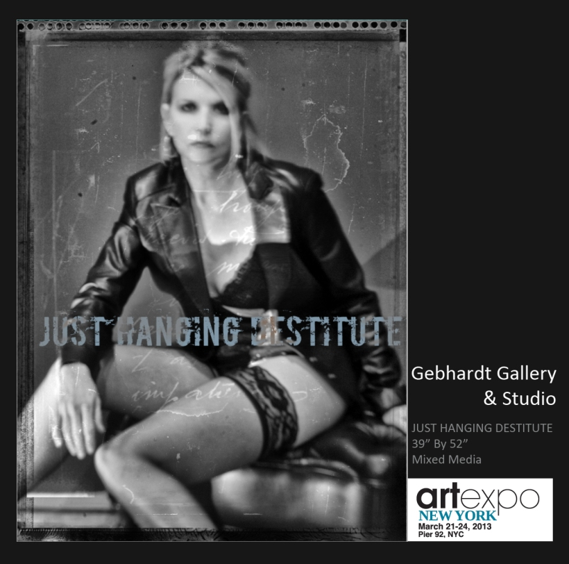 Gebhardt at ArtExpo New York