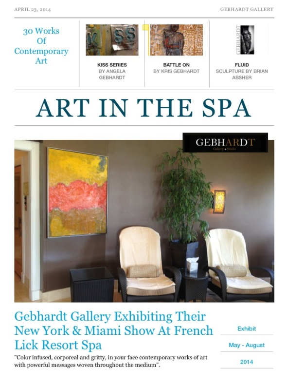 gebhardt gallery at spa